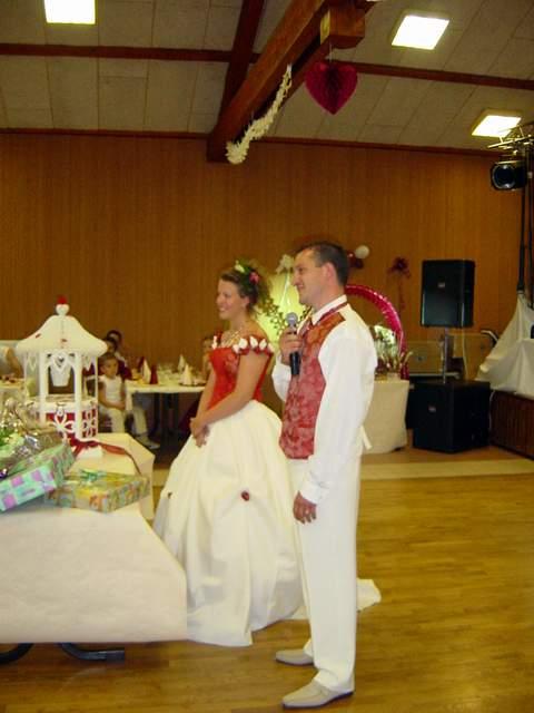 mariage aline et teddy 1